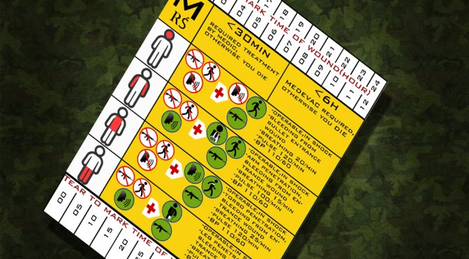MilSim casualty system guide